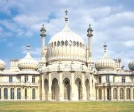 Royal Pavilion Brighton Seagirll