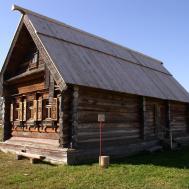 Russia Suzdal Mwapl House Poor Peasant