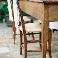 Rustic Italian Villa Wedding Ideas Rebecca Hollis