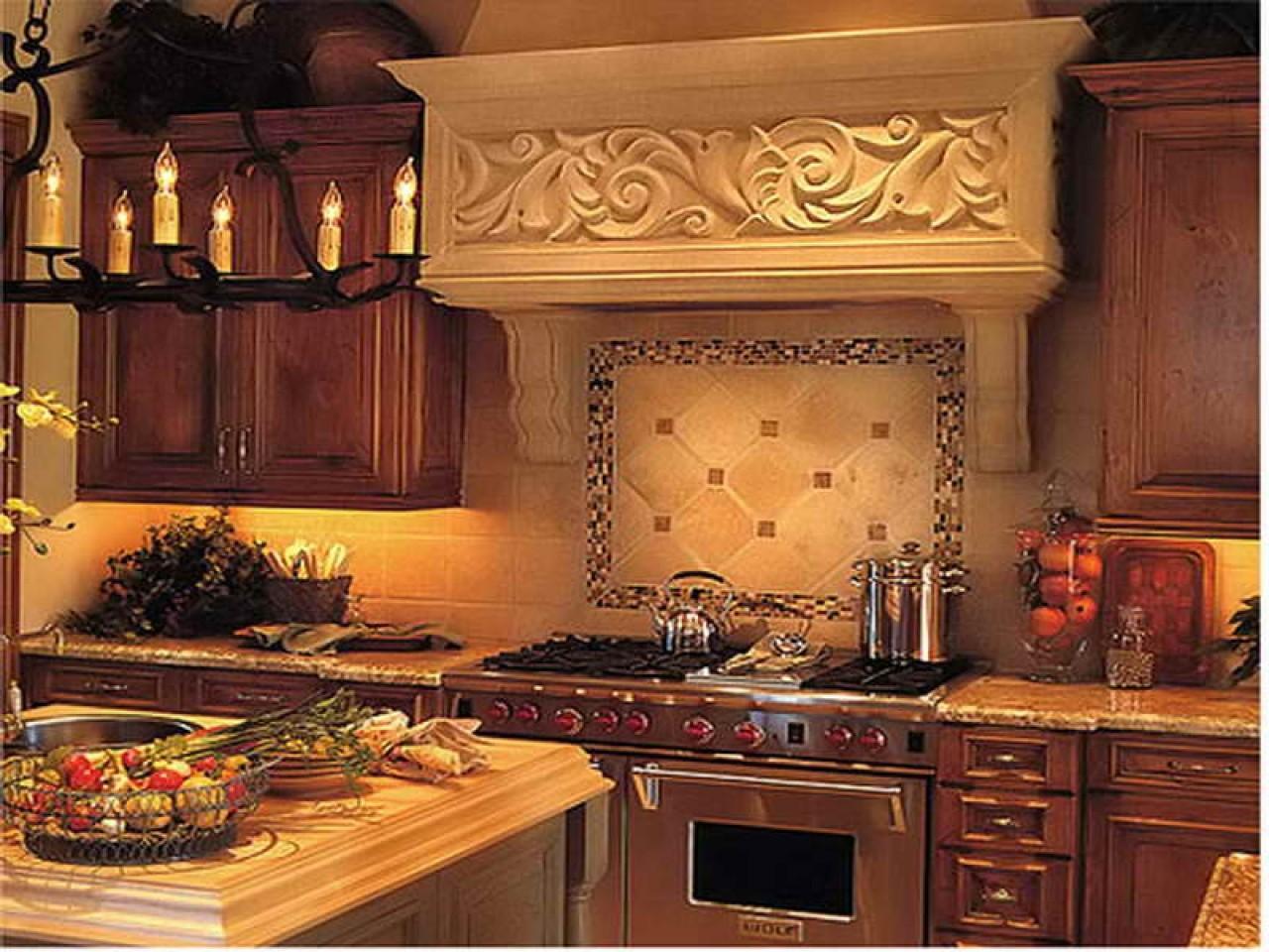 - Rustic Kitchen Backsplash Ideas - Decoratorist - #143393