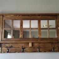 Rustic Wood Coat Racks Diy Stylish Ideas