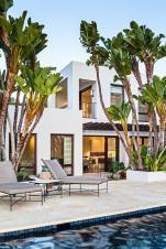 Santa Barbara Coastal Beach Guest House Nma Architects