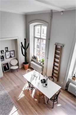 Scandinavian Apartment Interior Design Canap