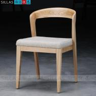 Scandinavian Furniture Wood Dining Chair Chairs