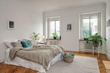 Scandinavian Home Lovely Light Filled Swedish Apartment