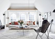Scandinavian Style Apartment Gothenburg Designed
