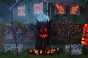 Scary Halloween Decorating Ideas Unique Kitchentoday