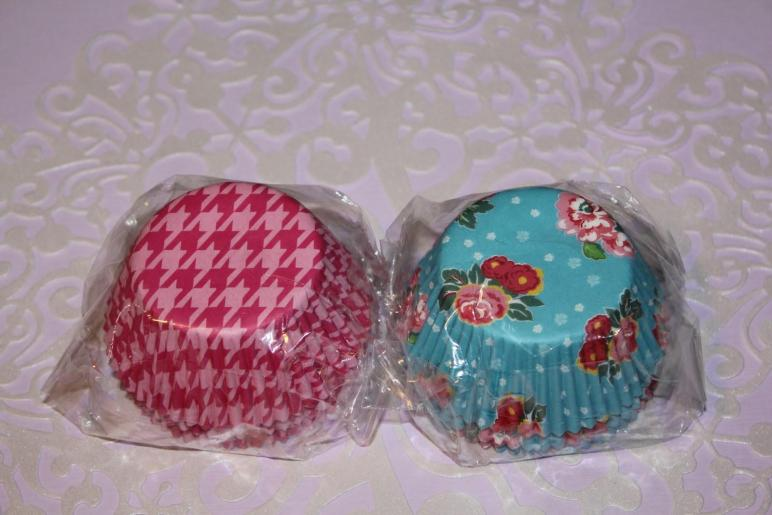 Schnelle Diy Framed Art Cute Cupcake Wrappers