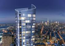 Sculptural New York City Luxury Condo Tower 111 Murray