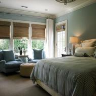 Seaside Pillows Calming Bedroom Paint Colors Benjamin