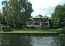 Seattle Lakefront Vacation Home Houses Rent