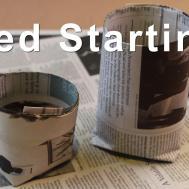 Seed Starting Paper Pots Diy Gardenfork