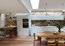 Semi Detached London Terrace Property Gets Brilliant