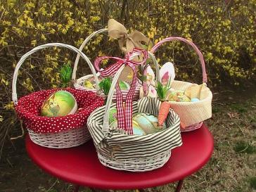 Sew Easter Baskets Doovi