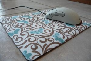 Sew Fabric Mousepad Tutorial Shealynn Faerie Shoppe