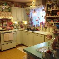 Shabby Chic Kitchen Design Ideas Elements Necessary