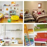 Shared Kids Room Design Ideas Peenmedia