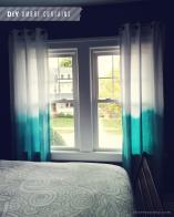 Shore Society Diy Ombre Curtains