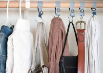 Shower Hook Closet Organizers Chic