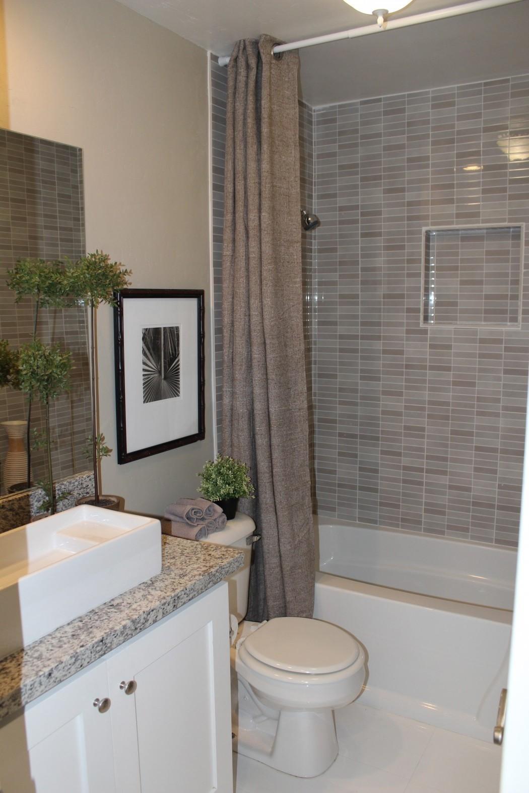 38 elegant bathtub shower combo designs