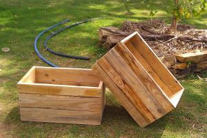 Simple Easy Diy Wood Planter Boxes Ideas