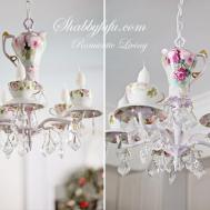 Simple Holiday Mannequin Idea New Chandelier