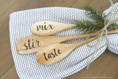 Simple Hostess Gift Ideas Flavored Butters Engraved