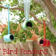 Simple Solution Mom Diy Bird Feeders