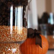 Simple Thanksgiving Mantel Landeelu