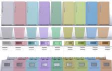 Sims Blog Pastel Kitchen Appliances Recolors