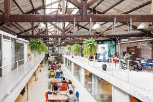 Sinergia Cowork Palermo Adaptive Reuse Its Industrial Best
