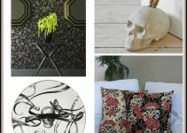 Skull Home Decor Ideas Mapo House Cafeteria