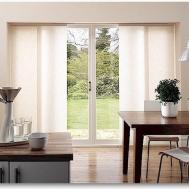 Sliding Glass Door Blinds Curtains Doortodump