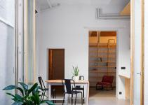 Small Apartment Barcelona Serves Relaxing Second Home