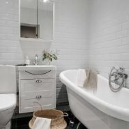 Small Apartment Gothenburg Exudes Charm Spaciousness