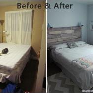 Small Bedroom Makeover Budget Design
