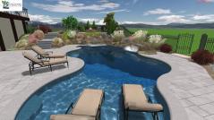 Small Custom Pools Joy Studio Design Best
