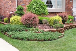 Small Front Yard Landscaping House Design Various