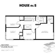 Small House Bedroom Floor Plans Open Plan