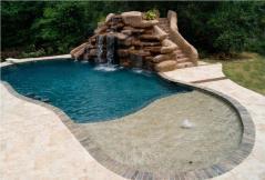 Small Inground Pool Kits Backyard Design Ideas