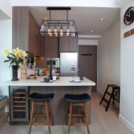 Small Kitchen Design Hong Kong Modern