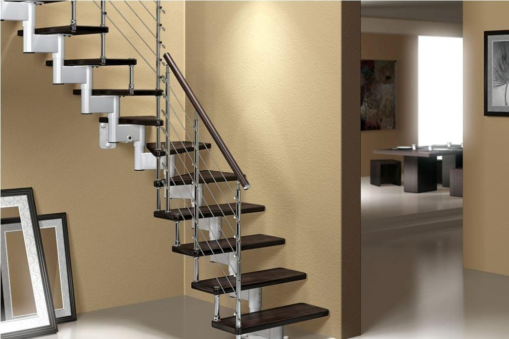 Small Space Saving Staircase Design Tedx Designs Decoratorist | Stairs Design For Small Space | Steel | Space Saving | Limited Space | Unique | Residential