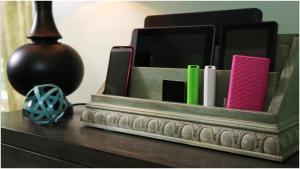 Smart Charging Shelf Design Ideas Modern Storage