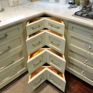 Smart Stylish Kitchen Storage Systems Homes Hues