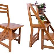 Smartlife Natural Wood Multi Functional Convertible