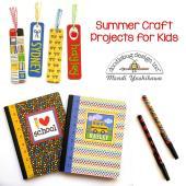 Snippets Mendi Doodlebug Back School Craft Ideas