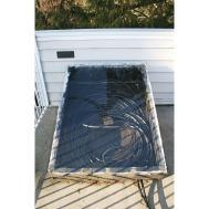 Solar Hybrid Hot Tub Make
