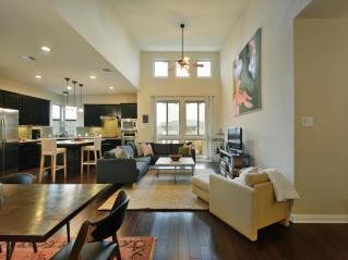 Sold Stunning Mueller House Condo Austin