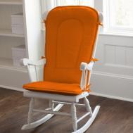 Solid Orange Nursery Cor Carousel Designs