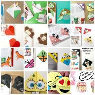 Some Best Corner Bookmark Designs Ever Love